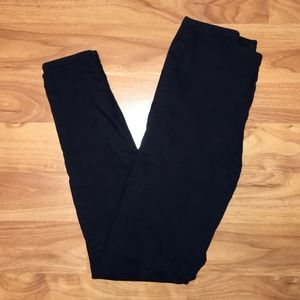 H&M Pants - {Divided} High Waist Side Zipper Skinny Ankle Pant